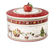 Villeroy & Boch 14-8612-4526 Winter Bakery delight Biscottiera, Porcellana