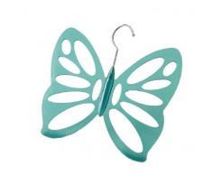 Segula 75264 Appendi sciarpe a forma di farfalla