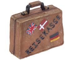 17749 Salvadanaio 12 cm cassa viaggio