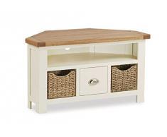 Le meuble tv d 39 angle pour gagner de la place livingo - Meuble tv d angle modulable ...