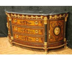 Commode anglaise acheter commodes anglaises en ligne sur livingo - Buffet style baroque ...