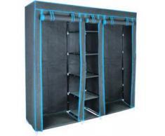 armoire tissu acheter armoires tissu en ligne sur livingo. Black Bedroom Furniture Sets. Home Design Ideas