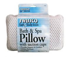 Swissco Coussin de baignoire et de spa avec ventouses