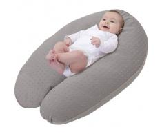 Babymoov Coussin d'Allaitement Pompom Taupe