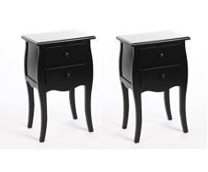 Table de chevet baroque acheter tables de chevet for Table de nuit new york
