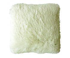 Couleur Montagne Coussin Décor Polyester Naturel 40 x 40 x 40 cm