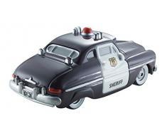 Disney Pixar Cars - CKD19 - Voiture Miniature - Couleur / Color Changers - Sheriff