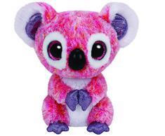 Ty - TY36149 - Beanie Boo's - Peluche Kacey Koala 15 cm