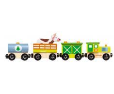 Janod - J08532 - Véhicule Miniature - Story - Train Ferme