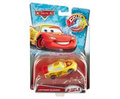 Disney Pixar Cars - CKD16 - Voiture Miniature - Couleur / Color Changers - Lightning McQueen