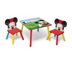 Delta Children - TT89424MM - Mickey - Table et Chaises