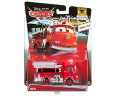 Disney Pixar Cars Deluxe Oversized Diecast Car RED Radiator Springs - Véhicule Miniature - Voiture