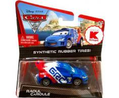 Disney Pixar Cars 2 - Raoul Caroule - Voiture Miniature Echelle 1:55