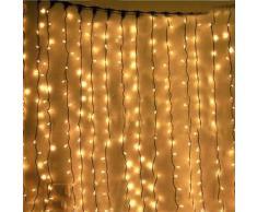 rideau lumineux acheter rideaux lumineux en ligne sur livingo. Black Bedroom Furniture Sets. Home Design Ideas