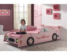 Smartbed - Lit Voiture Enfant Lizzy Smart Bed 90 X 200