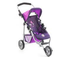 Bayer 612 25 Petite poussette de jogging LOLA - Violet