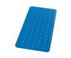 Ridder Playa 683030-350 Tapis de baignoire Bleu fluo 38 x 80 cm