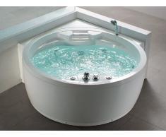 baignoire d 39 angle acheter baignoires d 39 angle en ligne sur livingo. Black Bedroom Furniture Sets. Home Design Ideas