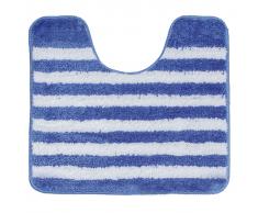 Sealskin Tappeto girowater bagno Strisce 45 x 50 cm blu 294388424