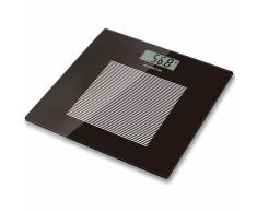 Inventum Bilancia Pesapersone in Vetro Nero 180 kg PW405ZW