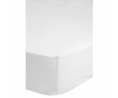 Emotion Lenzuolo No Stiro con Angoli 90x200 cm Bianco 0220.00.42