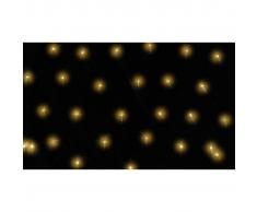 vidaXL Luci di Natale a LED luci rete 400 3Mx3M