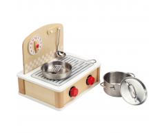 Hape E3134 Cucina piano di cottura per bambini