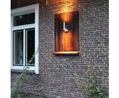 Luxform Lampada da Giardino Orientabile Eden 230 V Sensore di Movimento