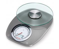 Soehnle Bilancia da Cucina Vintage Style 5 kg Grigia 66231