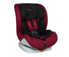 Baninni Seggiolino Auto Fiero Isofix 1+2+3 Rosso Scuro BNCS001-DRD
