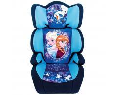 Disney Seggiolino per Auto Frozen 2+3 Nero e Blu AUTO234002