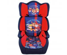 Paw Patrol Seggiolino Auto per Bambini 2+3 Blu e Rosso AUTO268002