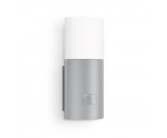 Steinel Luce da giardino a incasso Sensore Argento L 900 LED 576318