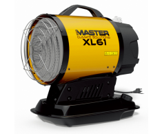 Master Riscaldatore a Gasolio Infrarossi XL 61 17 kW