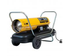 Master Stufa a Gasolio Diretto B 150 CED 44 kW L