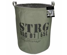Gusta Cestino Portaoggetti 38x45 cm Verde Militare 04126120