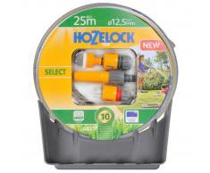 Hozelock Select Set tubo irrigazione Starter 25 m con gancio 6025P1240