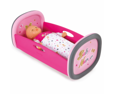 Smoby Baby Infermiera Culla a dondolo 29x52x26 cm 220313
