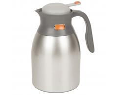 Camp Gear Caraffa del Caffè 1,5 L Acciaio Inox 7302521