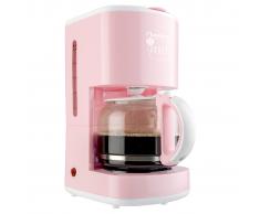 Bestron Macchina da Caffe 1080 W Rosa ACM300EVP
