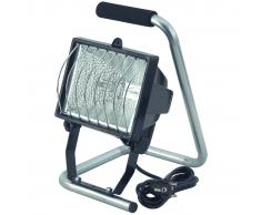 Brennenstuhl Illuminazione Faretto mobile alogeno 400 W IP 44