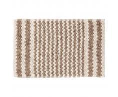 Sealskin Tappetino da bagno Motif 50 x 80 cm colore sabbia 294445465