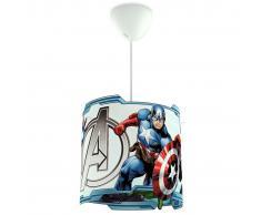 Philips Disney Lampada a Sospensione Avengers 23 W Blu 717513516