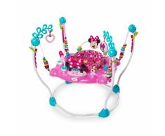 Disney Altalena Jumper per Neonati Minnie Mouse Rosa K10299