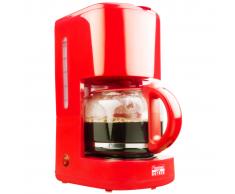 Bestron Macchina per il Caffè Hot Red 1080 W ACM300HR
