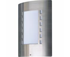 Ranex SMARTWARES Applique con Sensore 60 W Cromo 5000.087
