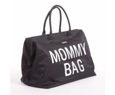 CHILDWHEELS Borsa Fasciatoio Mommy Grande Nera CWMBBBL