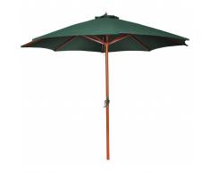 vidaXL Ombrellone da esterno parasole ? 3 m. in poliestere 160 g
