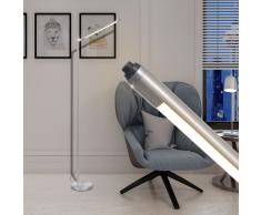 vidaXL Lampada da Terra a LED Dimmerabile 6 W