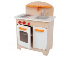 Hape Gourmet E3100 Cucina per bambini bianca
